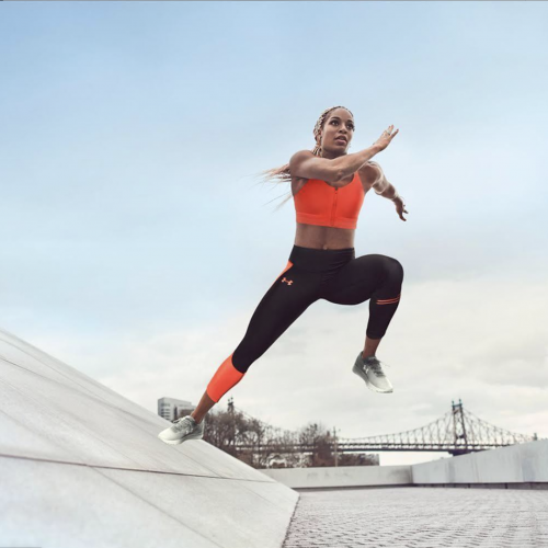 Natasha Hastings for Under Armour Styled by Sarah Parlow -1