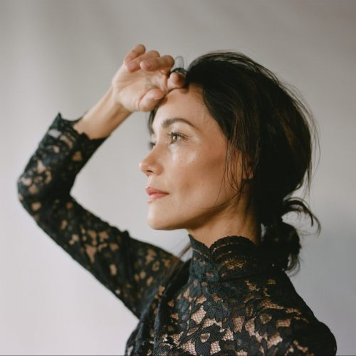 Sandrine Holt styled by Sarah Parlow - 11